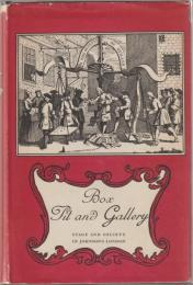Box pit and gallery : stage and society in Johnson's London