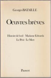 Oeuvres brèves