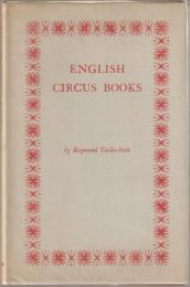 A bibliography of books on the circus in English : from 1773-1964