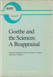 Goethe and the sciences : a reappraisal