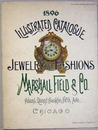 Marshall Field & Co. 1896 ILLUSTRATED CATALOGUE JEWELRY & FASHIONS