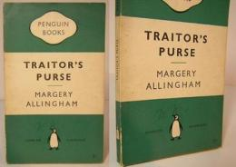 Margery Allingham / TRAITOR'S PURSE  Penguin Books 772