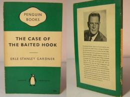 THE CASE OF THE BAITED HOOK   (A Perry Mason Mystery)  Penguin Books1247