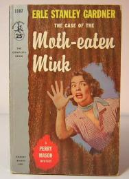 THE CASE OF THE MOTH-EATEN MINK (A Perry Mason Mystery) Pocket Book1107