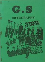 G・S DISCOGRAPHY  ディスコグラフィー