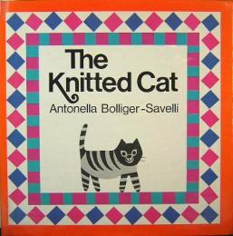 The Knitted Cat 毛糸のネコ 洋書絵本