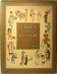 UNDER THE WINDOW: PICTU RES & RHYMES FOR CHILDREN. 洋書絵本