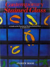 Contemporary Stained Glass  洋書