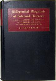 Differential Diagnosis of Internal Diseases ― Clinical Analysis and Synthesis of Symptoms and Signs on Pathophysiologic Basis