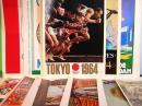 アテネからモントリオールまで オリンピックポスターセット 資生堂