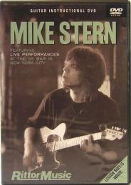 Mike Stern: Guitar Instructional DVD  マイク・スターン ギター・教則DVD