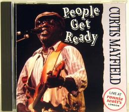 CD  カーティス・メイフィールド CURTIS MAYFIELD / People Get Ready