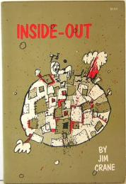 Inside Out  ペーパーバック 洋書漫画