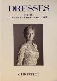 Dresses from the collection of Diana, Princess of Wales