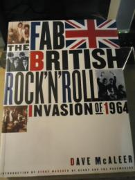 The Fab British rock'n'roll invasion of 1964