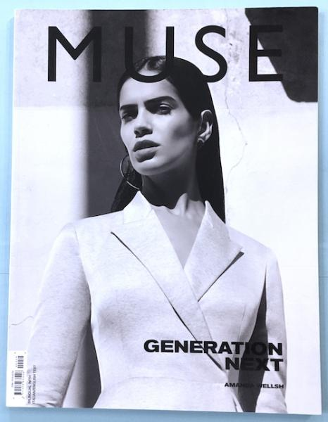 MUSE  no.39  2014 fall 洋雑誌
