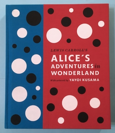 ALICE'S ADVENTURES IN WONDERLAND  YAYOI KUSAMA 草間彌生