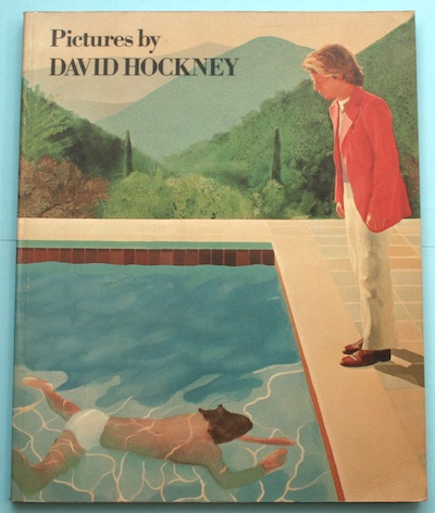 Pictures by DAVID HOCKNEY デイヴィッド・ホックニー
