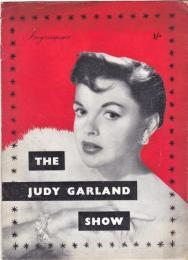 THE JUDY GARLAND SHOW プログラム
