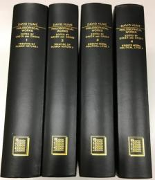 The Philosophical Works in 4 volumes