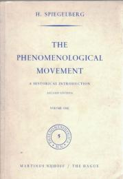 The Phenomenological  Movement : A Historical Introduction Vol.1/2 (Phaenomenologica 5/6)