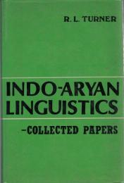 Indo-Aryan Linguistics- Collected Papers