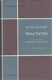 "Tractatus Called Afterwards ""Summule Logicales"" (Philosophical texts & studies)"