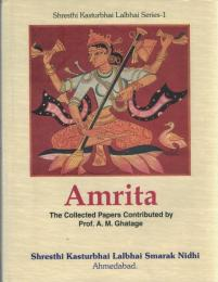 Amrita : The Collected Papers Contributed by Prof. A.M.Ghatage