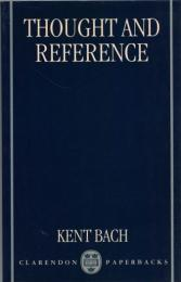 Thought and Reference (Clarendon Paperbacks)