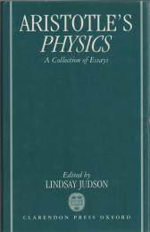 Aristotle's Physics : A Collection of Essays