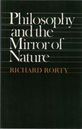Philosophjy and the Mirror of Nature