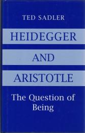 Heidegger and Aristotle: The Question of Being