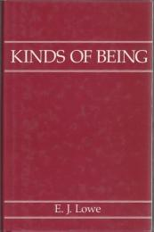 Kinds of Being: A Study of Individuation, Identity, and the Logic of Sortal Terms
