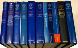 The Cambridge Edition of the Works of Immanuel Kant, 11vols.set