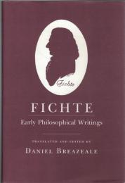 Fichte early philosophical writings