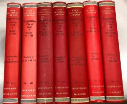 The City of God Against the Pagans in 7 Vols. (The Loeb Classical Library)