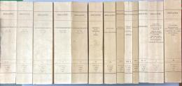Œuvres de Descartes tom.1-11 (13volumes)