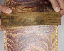 POEMS (英文)  [Fore-Edge painting book]