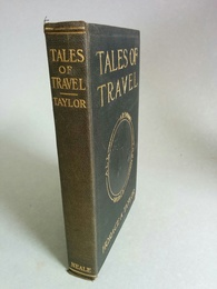 Tales of Travel. All around the world.