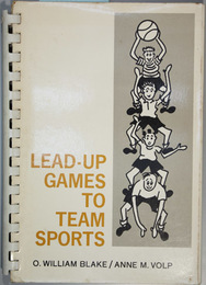 LEAD-UP GAMES TO TEAM SPORTS(英文)