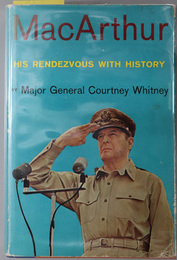 MACARTHUR (英文) HIS RENDEZVOUS WITH HISTORY