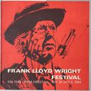 FRANK LLOYD WRIGHT FESTIVAL OAK PARK・...