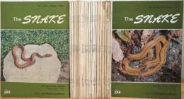 The SNAKE 【Vol.1, No.1 (1969)〜Vol.13, No.2 (1981)】 23冊