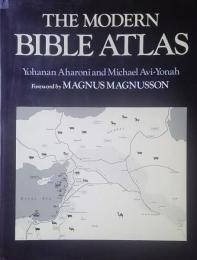THE MODERN Bible Atlas  Revised Edition