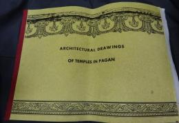 ARCHITECTURAL DRAWINGS OF TEMPLES IN PAGAN