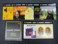 LIVING STEREO 60CD COLLECTION リヴィング・ステレオ60CDコレクション(CD2枚欠)