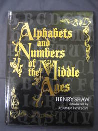 Alphabets and Numbers of the Middle Ages