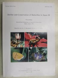 Decline and Conservation of Butterflies in Japan3 (日本産蝶類の衰亡と保護 第3集)