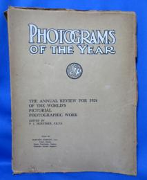 PHOTOGRAMS OF THE YEAR 1923