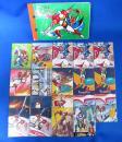 宇宙の騎士 テッカマン カード 19枚 (ダブリあり)